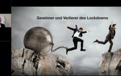 Wer sind die Gewinner und die Verlierer nach dem Lockdown?